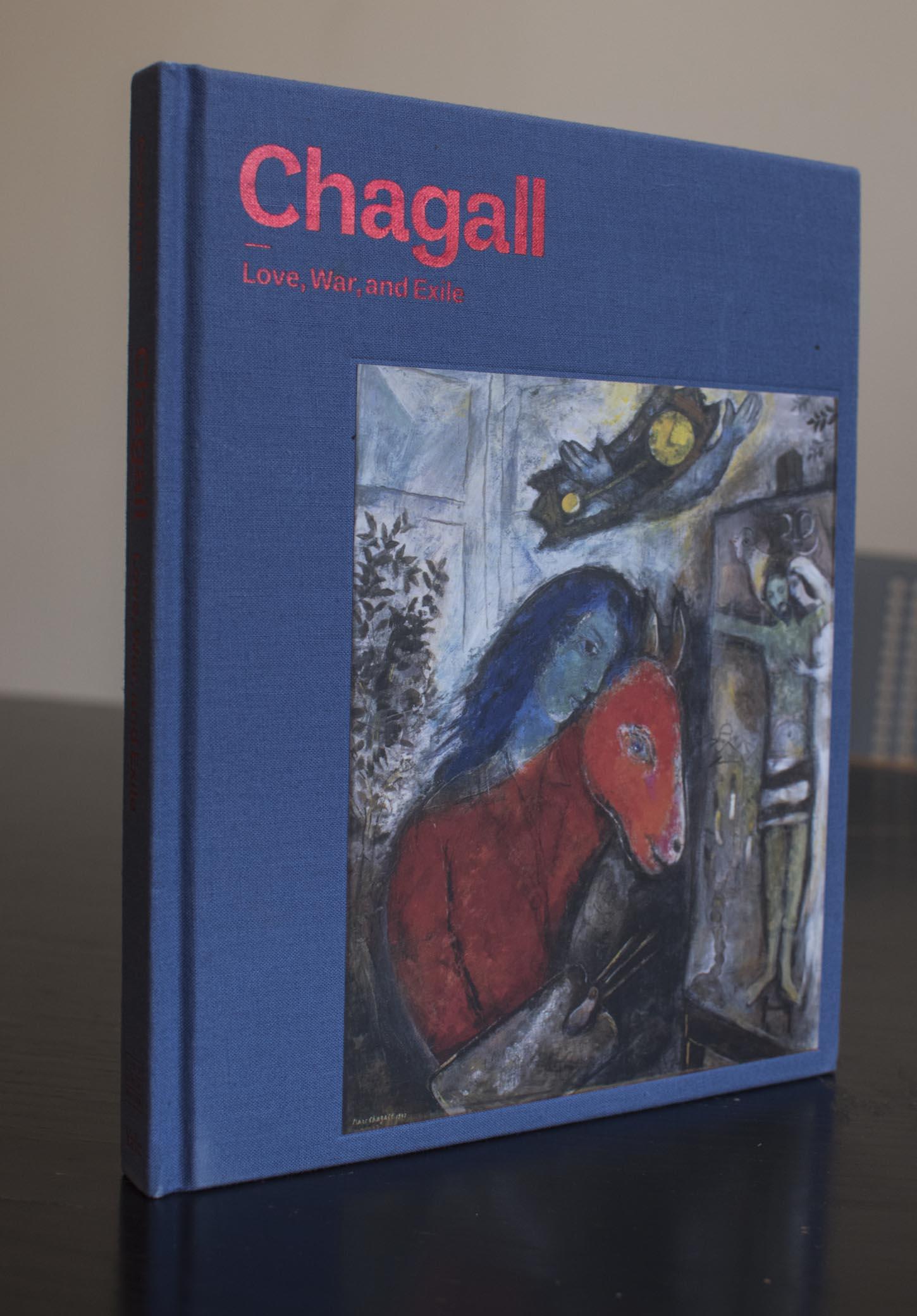 Matt Shultz Chagall Love War And Exile