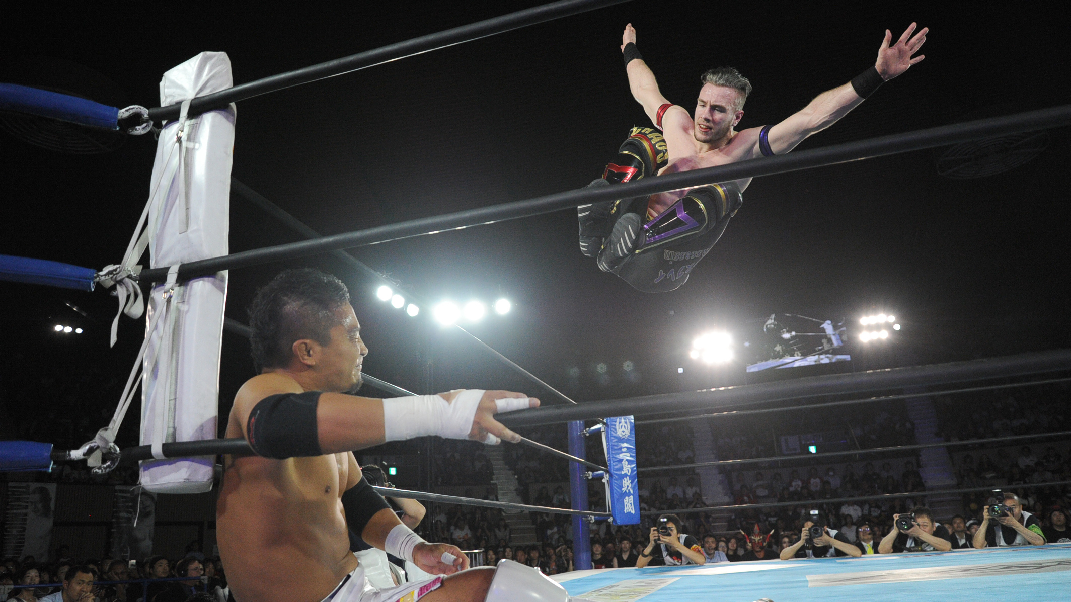 fe7650629d771 New Japan Pro Wrestling  Everything You Need to Know – Rolling Stone