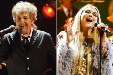 Bob Dylan, Kesha Sing LGBTQ-Inclusive Classics for New Comp