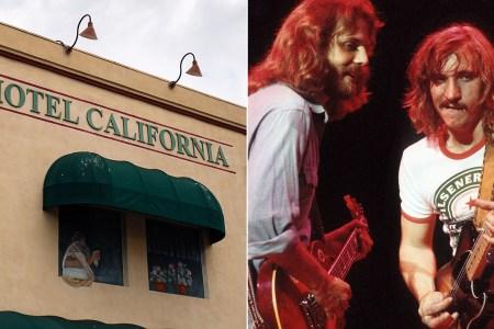 Eagles Settle Lawsuit Over Hotel California Name