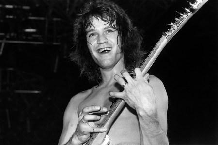 Guitar legend Eddie Van Halen dies at 65