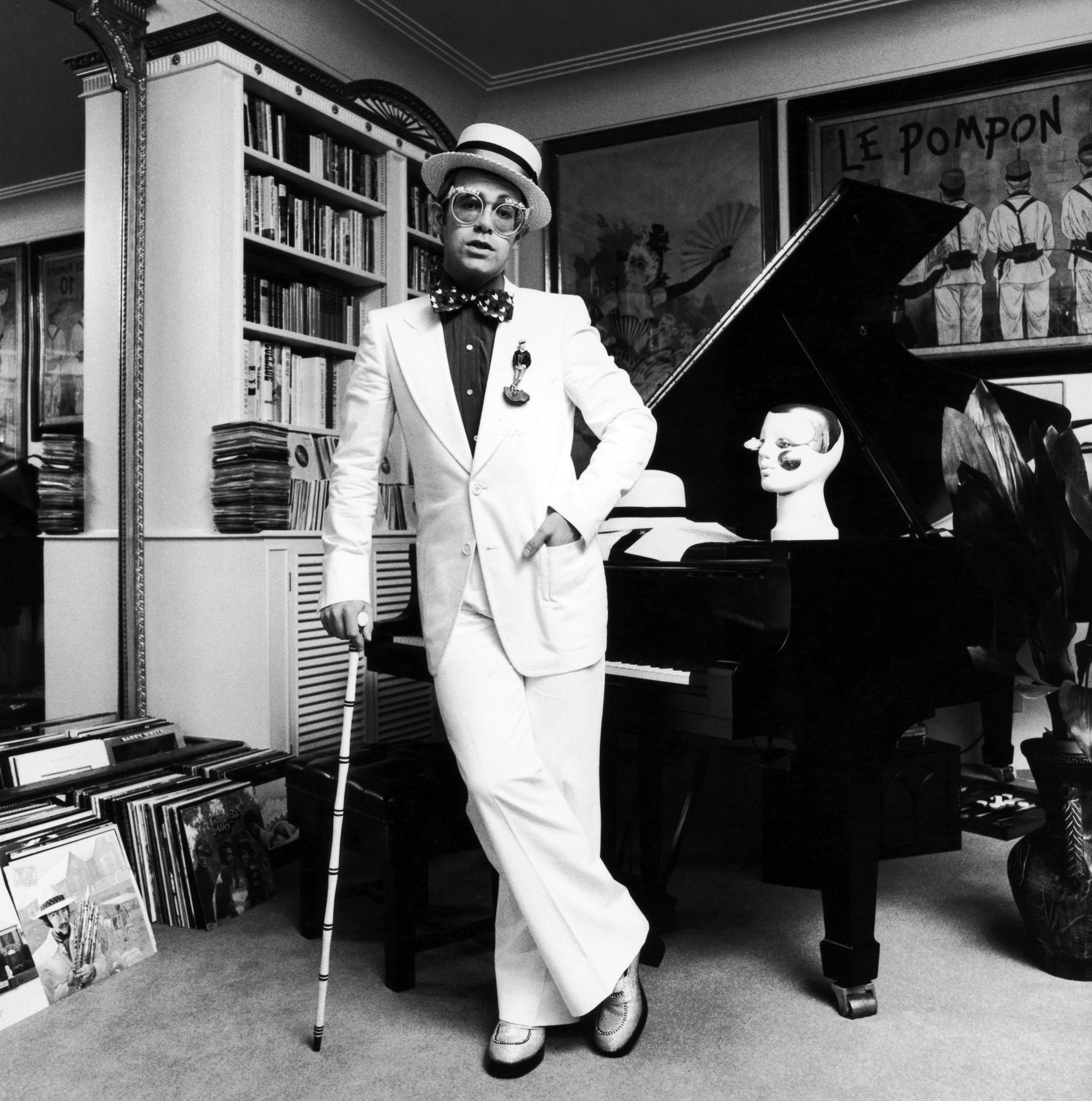 Elton John My Life In 20 Songs Rolling Stone