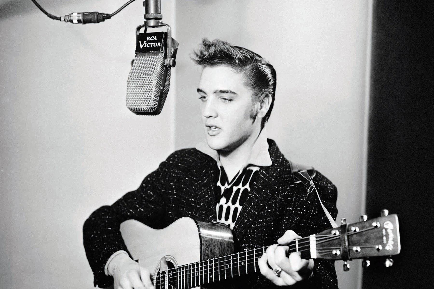 Hear Elvis Presley's Loose 'When It Rains It Pours' Outtakes ...