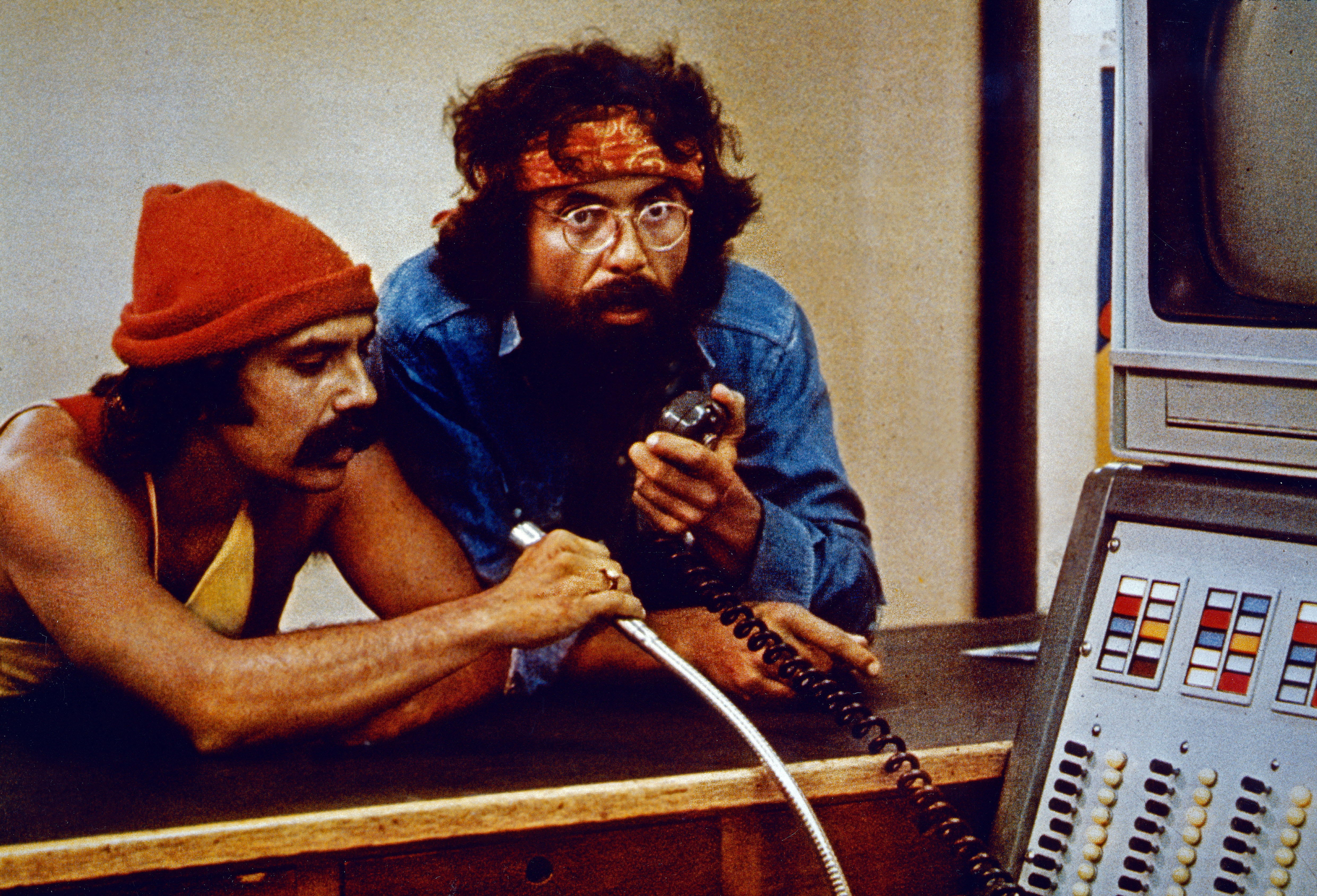 Cheech And Chong Talk 40 Years Of 'Up In Smoke'