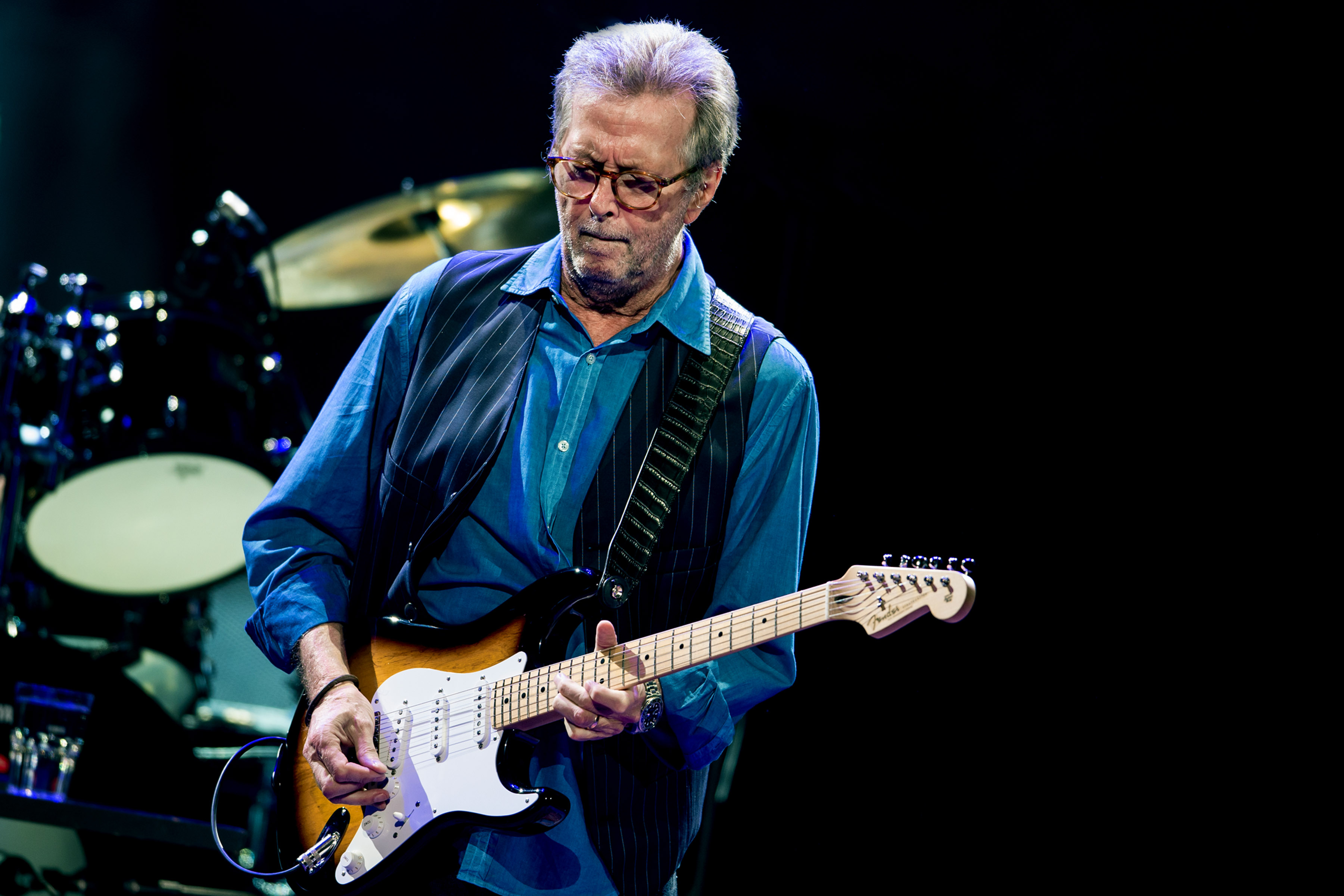 Eric Clapton I M Going Deaf Rolling Stone
