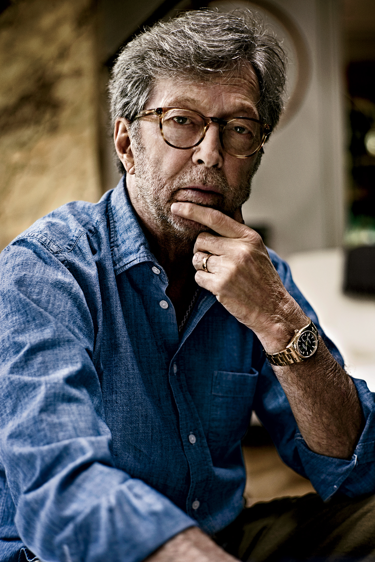 Eric Clapton On Addiction Cream The Future Of The Guitar Rolling