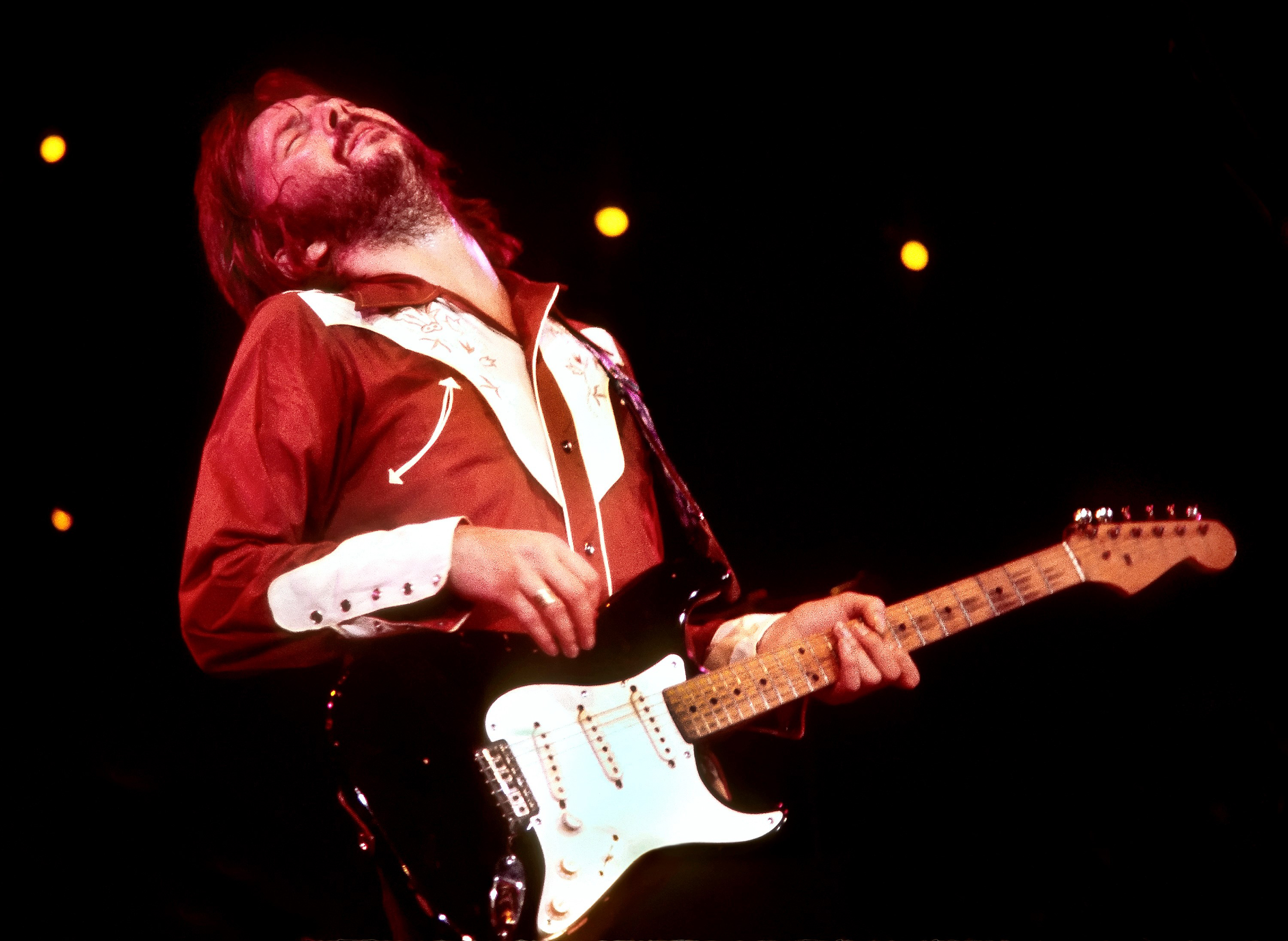 10 Things We Learned From Eric Clapton Life In 12 Bars Doc Rolling Stone