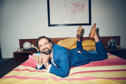 Sex, Drugs, Comedy: Eric Wareheim on Becoming a Hedonistic