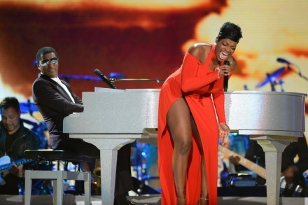 How R  Kelly Inspired Fantasia's Rock-Soul Return – Rolling