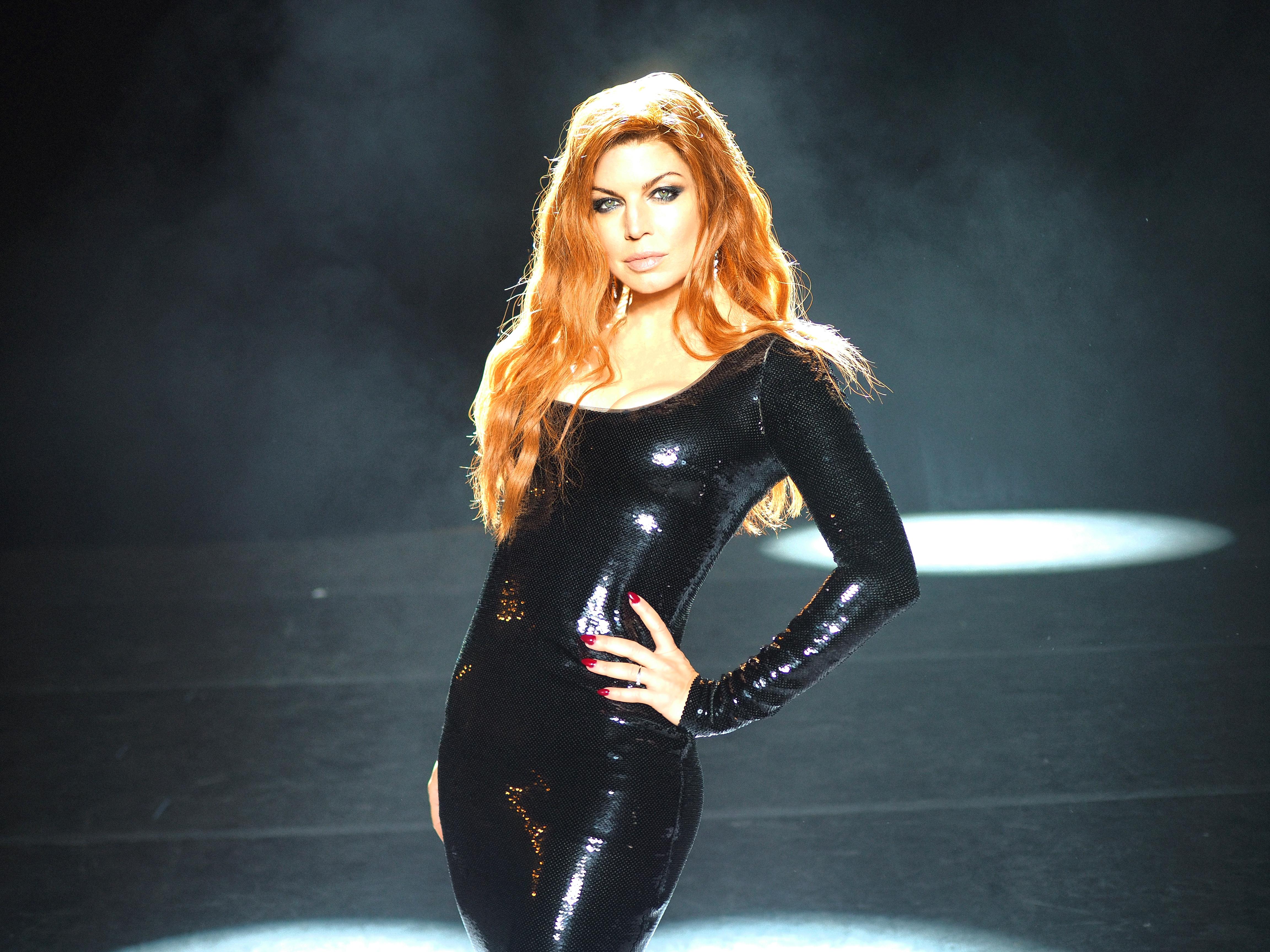 Fergie singer