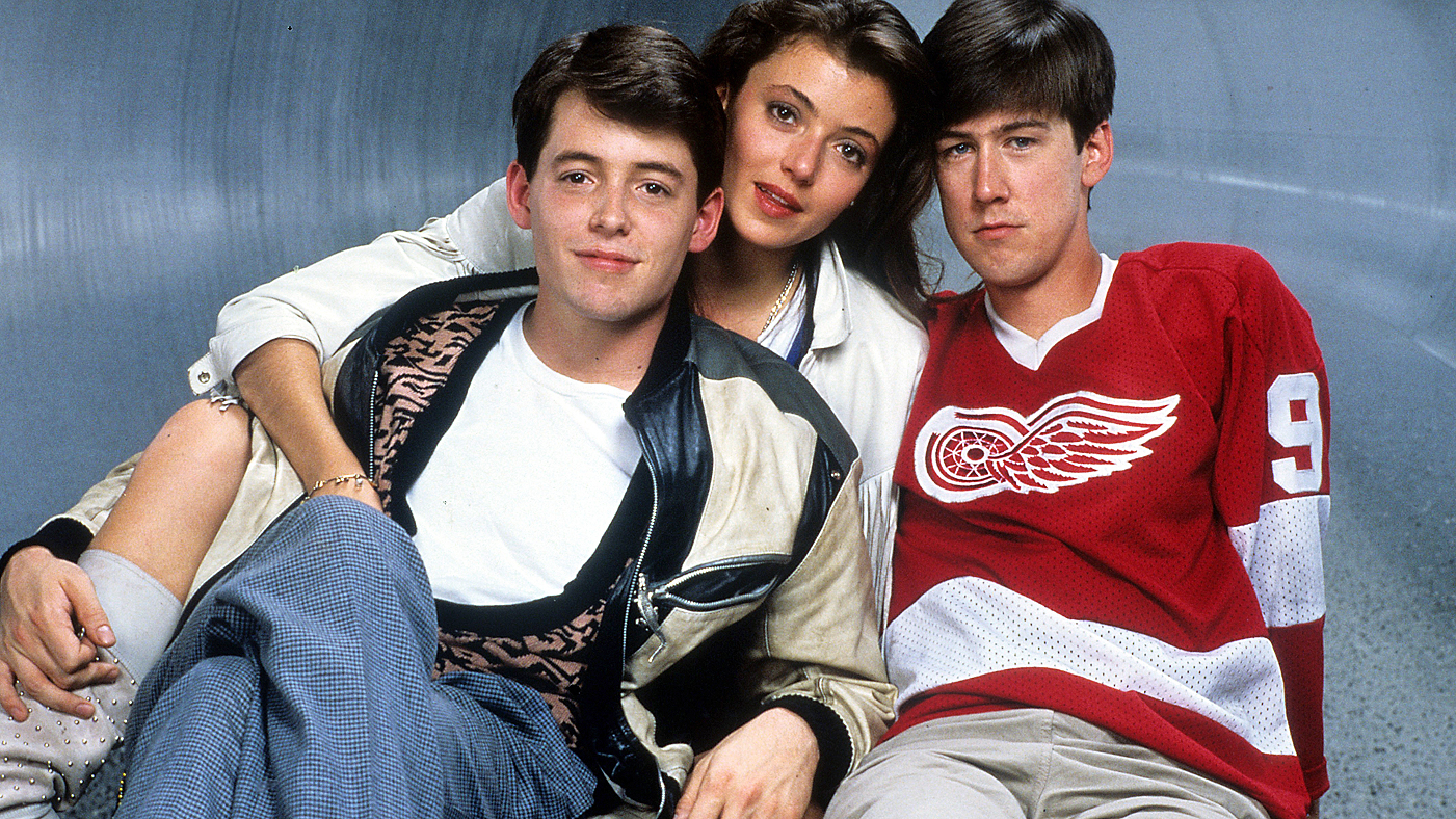 Wishful Thinking and a Ferris Bueller's Day Off cast cameo