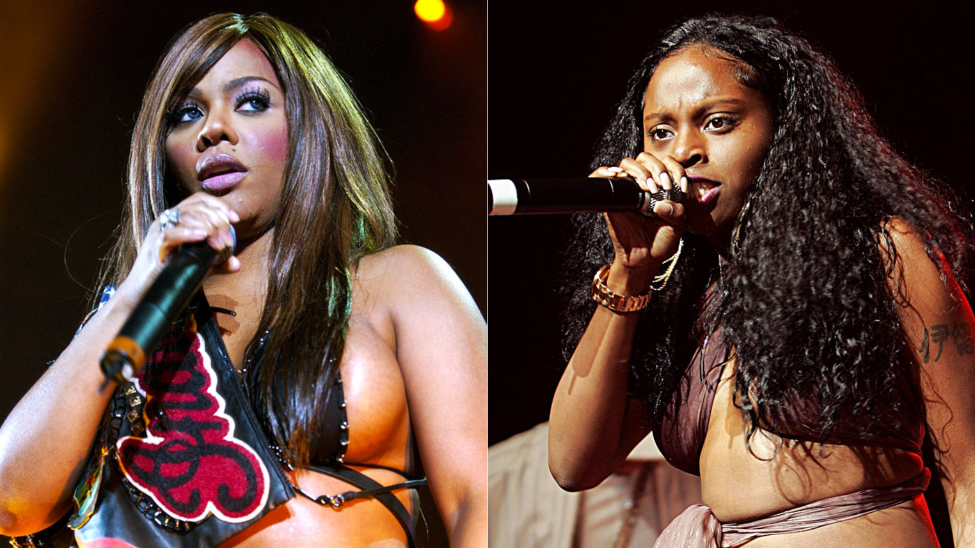 Watch Foxy brown avoids jail for her shop trashing freak out video