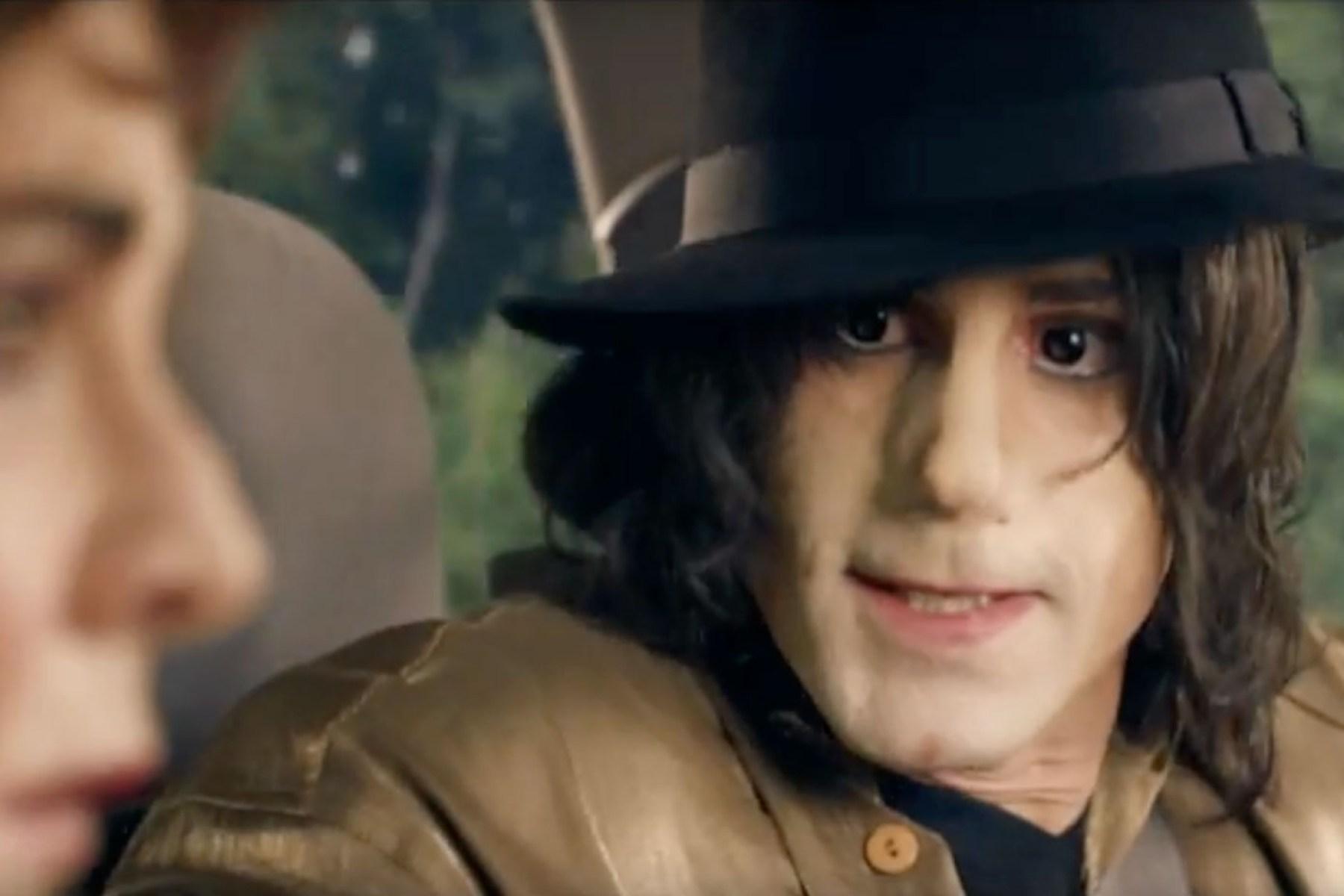 See Joseph Fiennes As Michael Jackson In Bizarre Trailer Rolling Stone