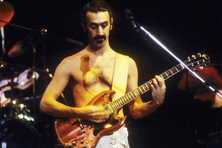 David Fricke on Frank Zappa's 1977 Halloween Shows - Rolling