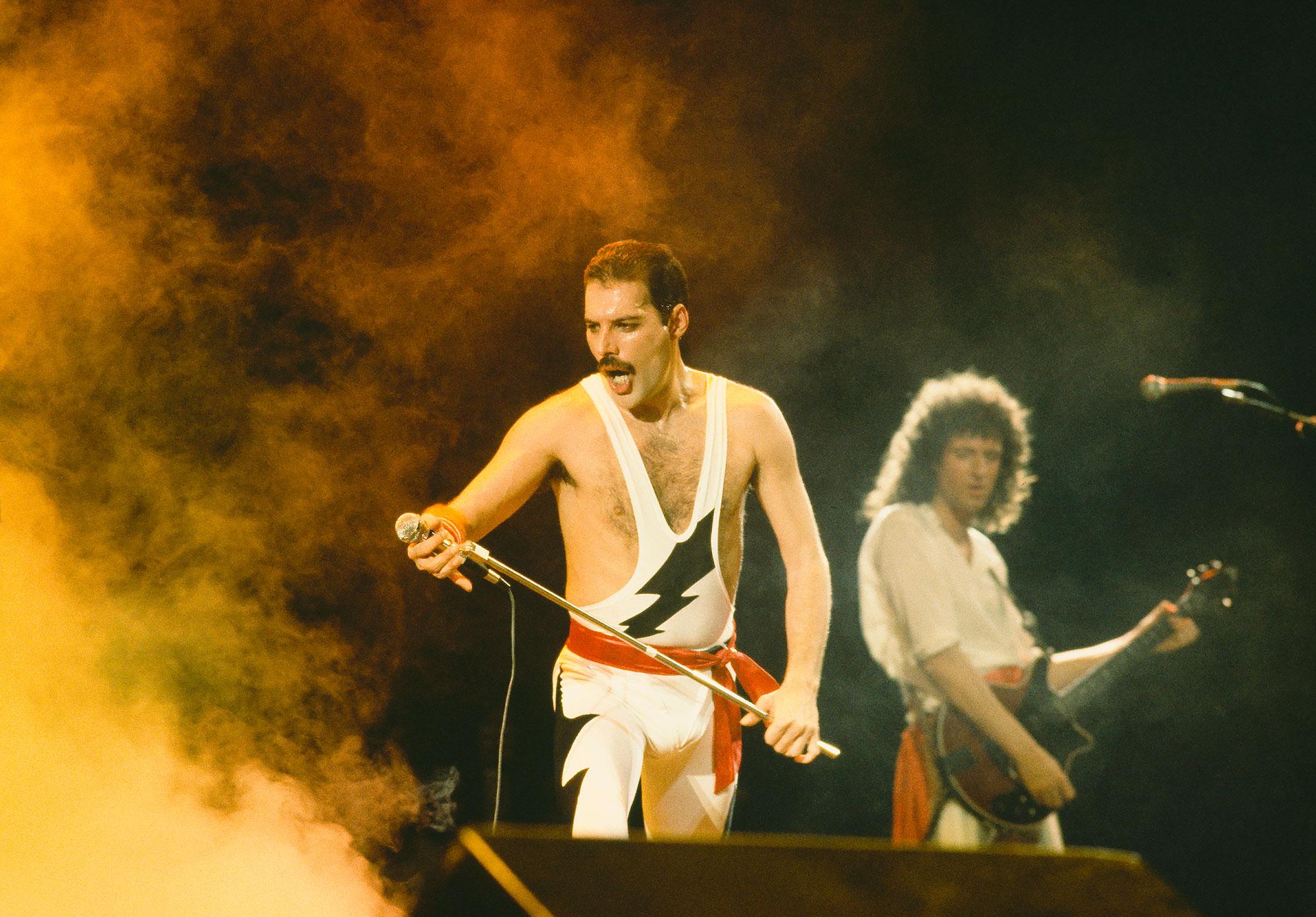 d47a344da27 Queen + Adam Lambert on Honoring Freddie Mercury s Legacy – Rolling Stone