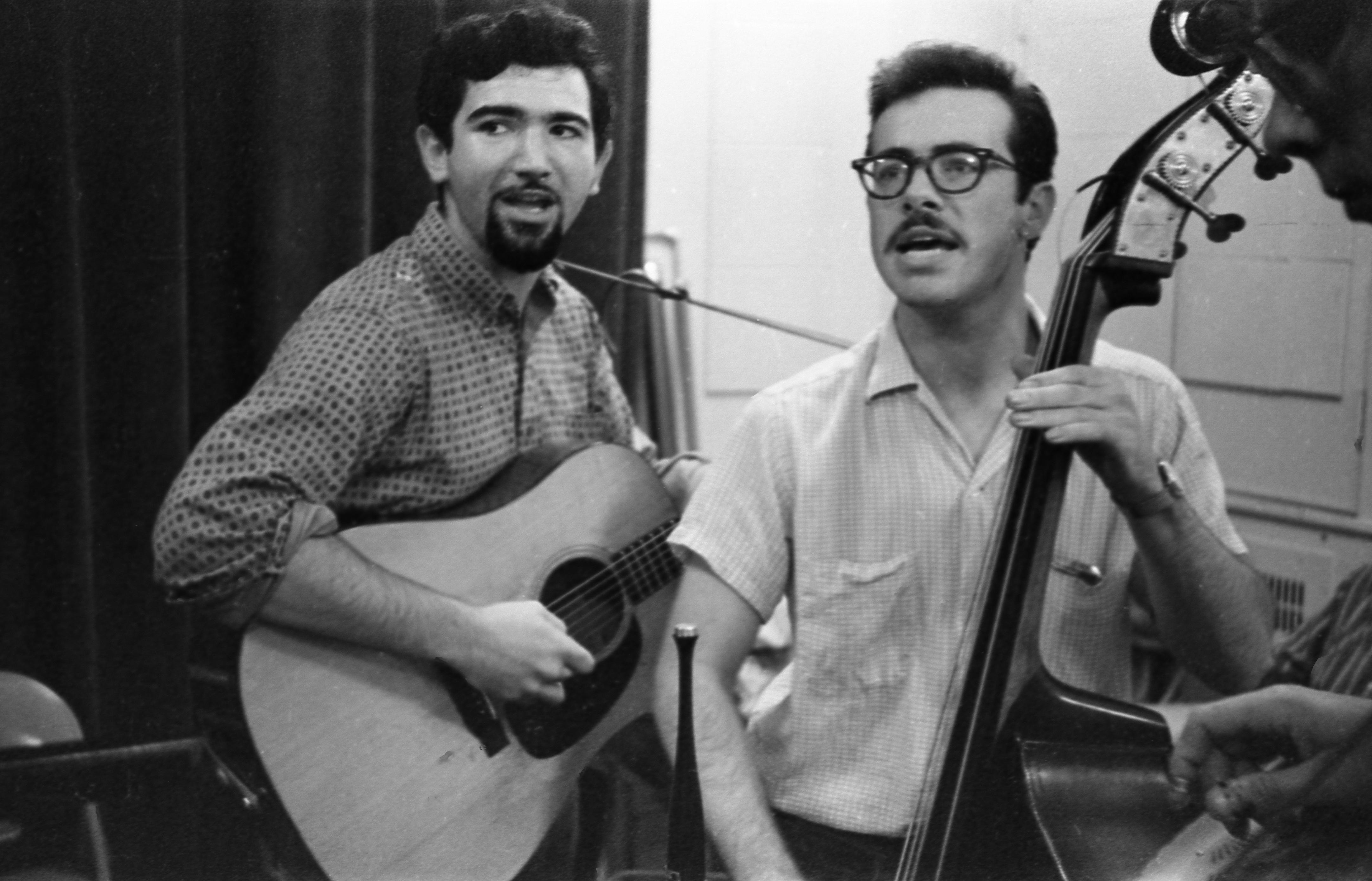 Hear Jerry Garcia's Early Bluegrass Band Hart Valley Drifters