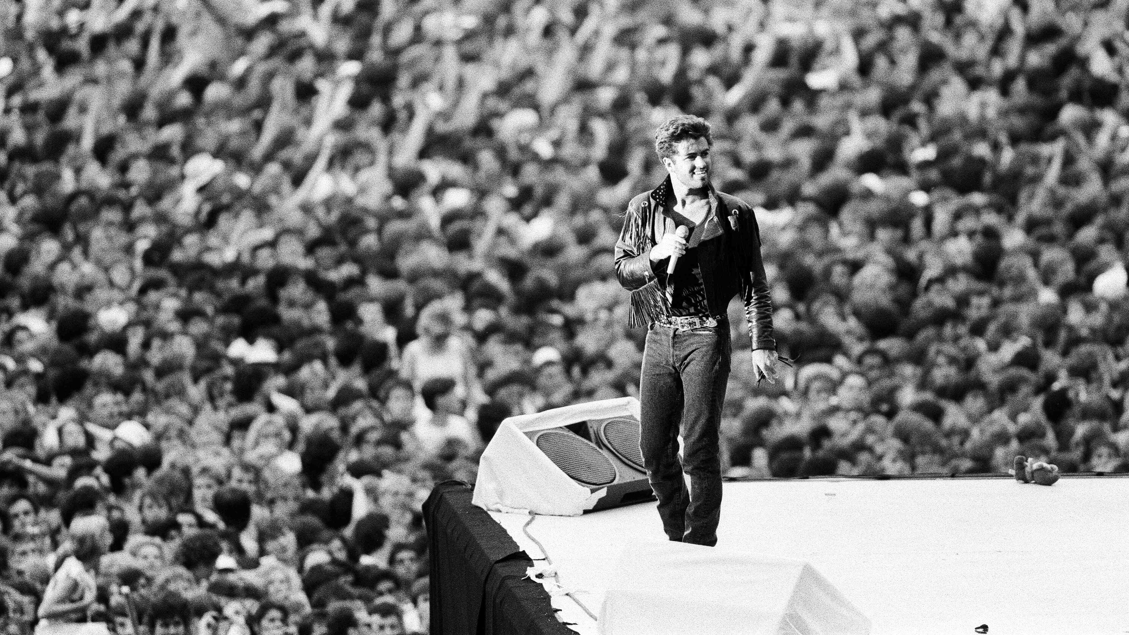 George Michael: 'Father Figure' Was Perfect Pop Seduction – Rolling Stone