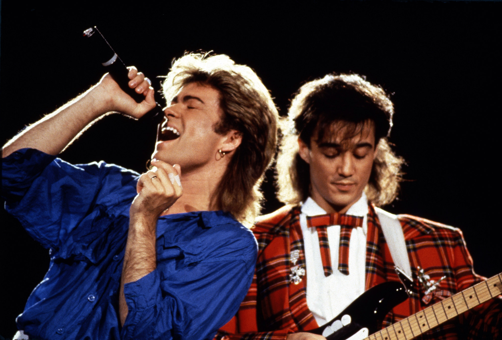George Michael Wham Last Christmas song