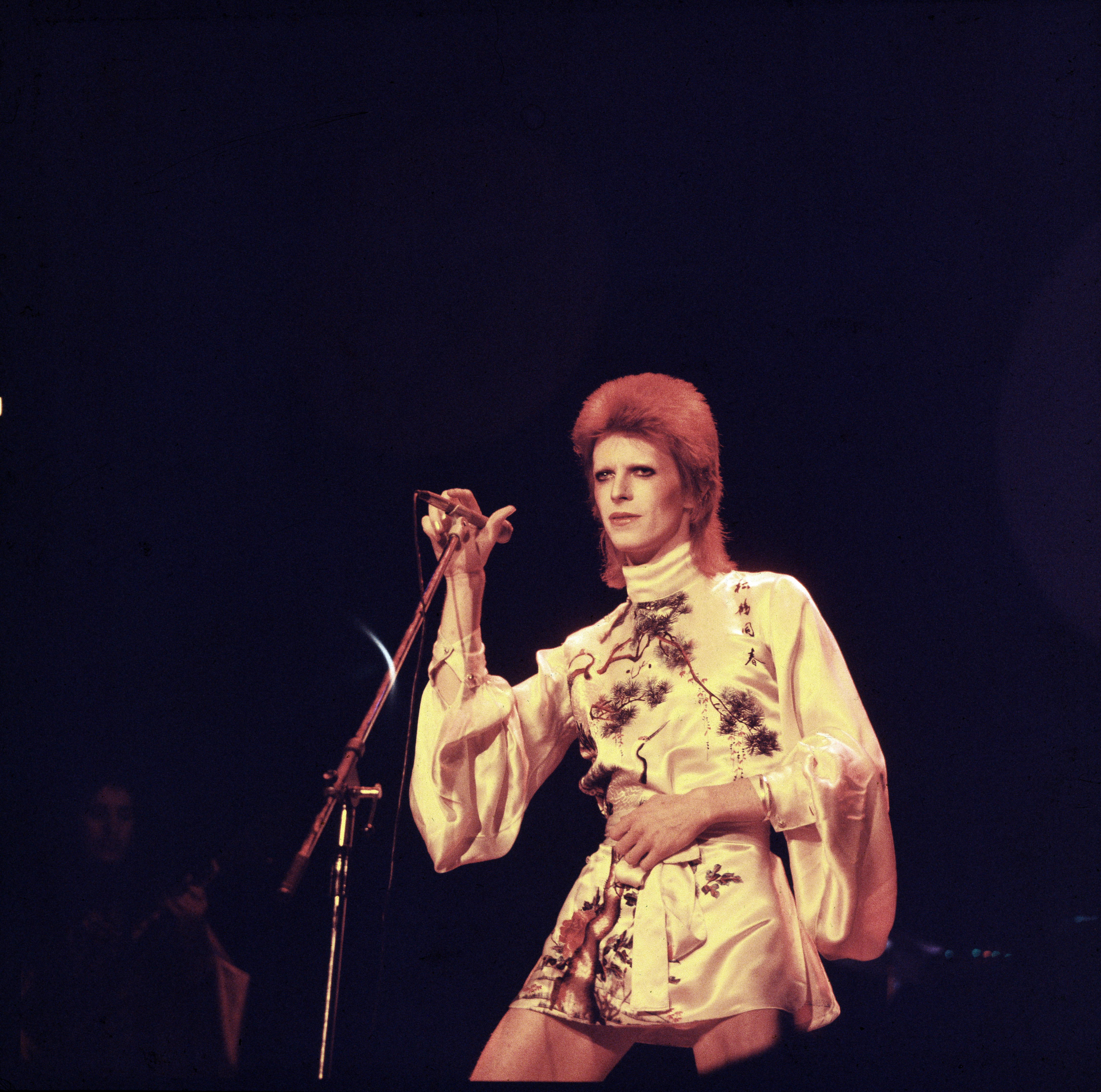 David Bowie-Inspired Emoji to Appear in New iPhone Update