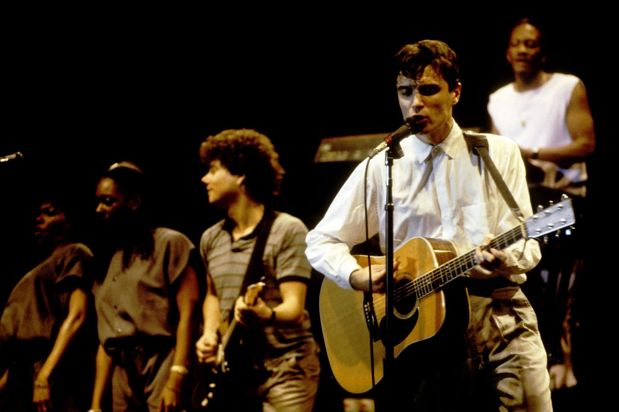 Talking Heads 'Speaking in Tongues' Tour