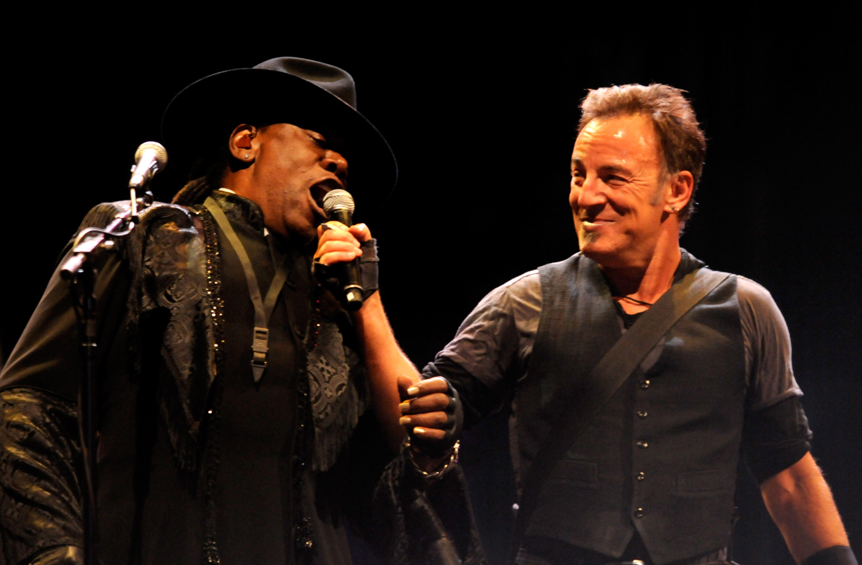 Springsteen Releases Clarence Clemons Final Gig As Live Lp