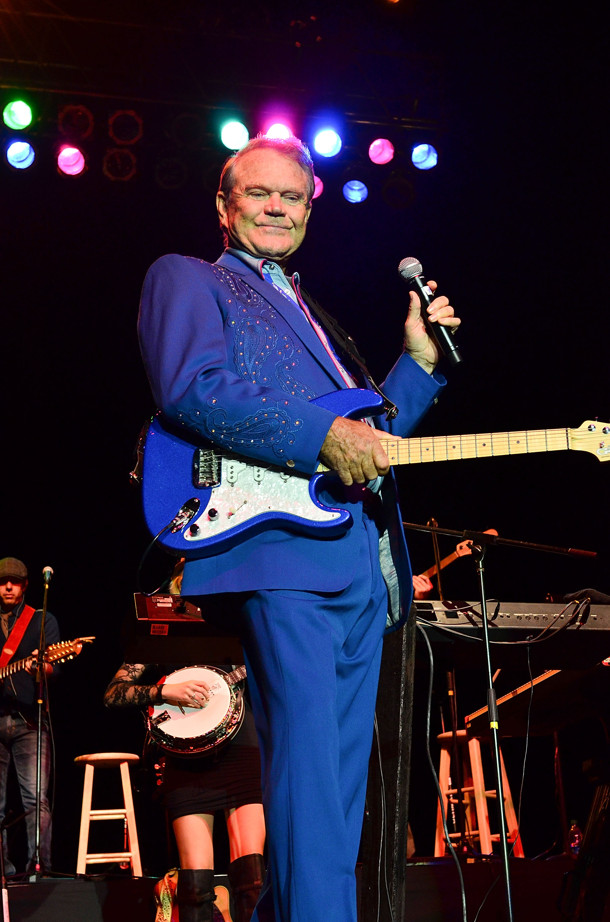 Glen Campbell: Three of Late Singer's Children Excluded From Will