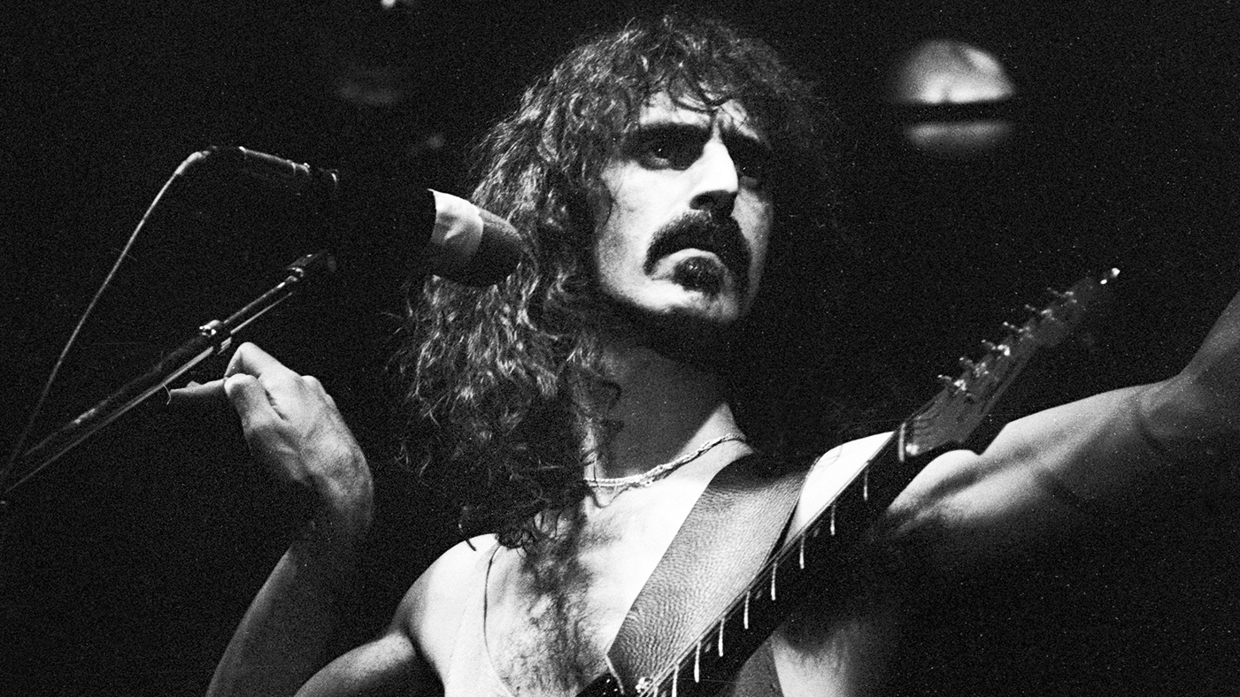 Frank Zappa Hologram to Play With Former Mothers on 'Bizarre World' Tour