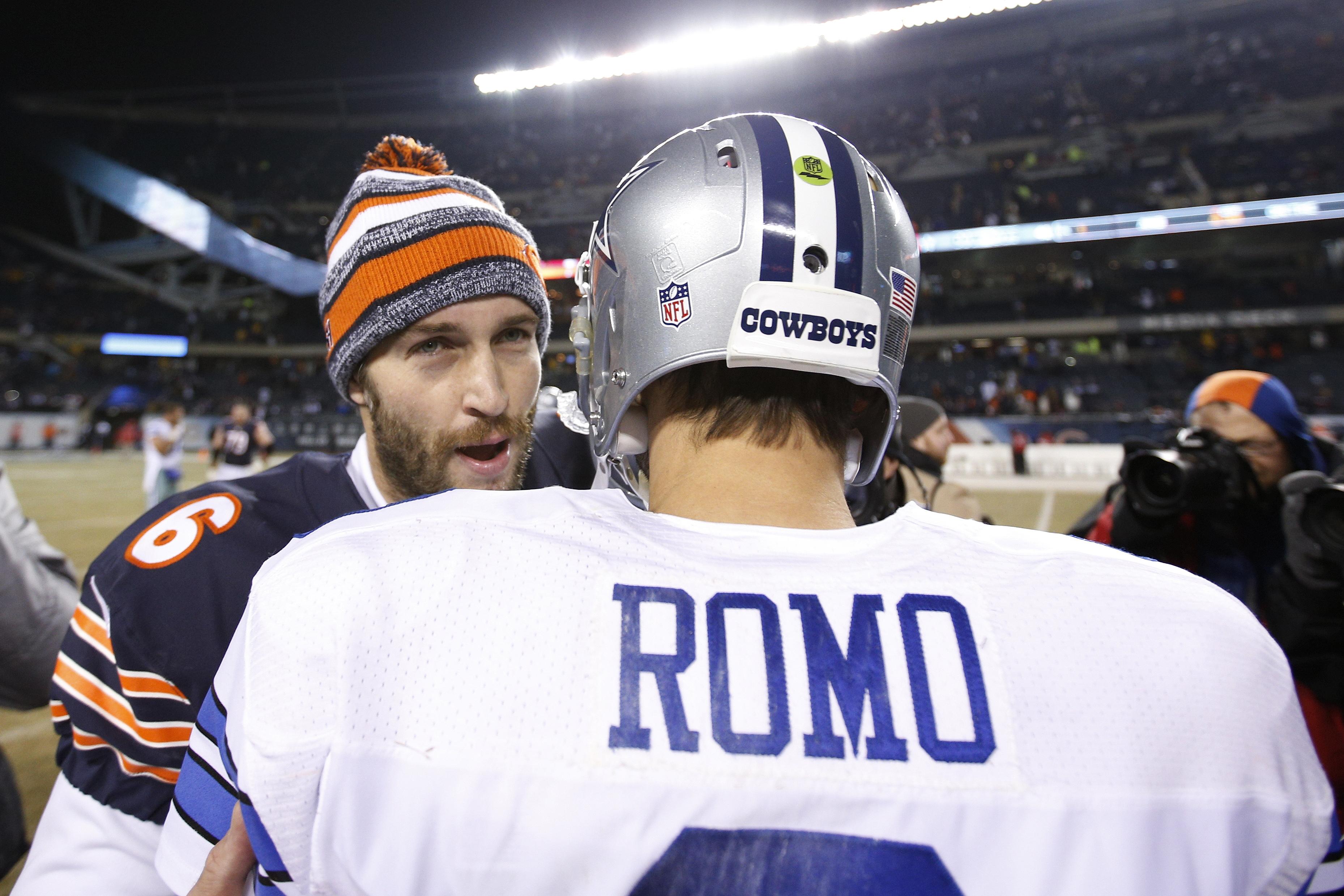 b5477d37305 Tony Romo retire, Jay Cutler retire, quarterback retirement,