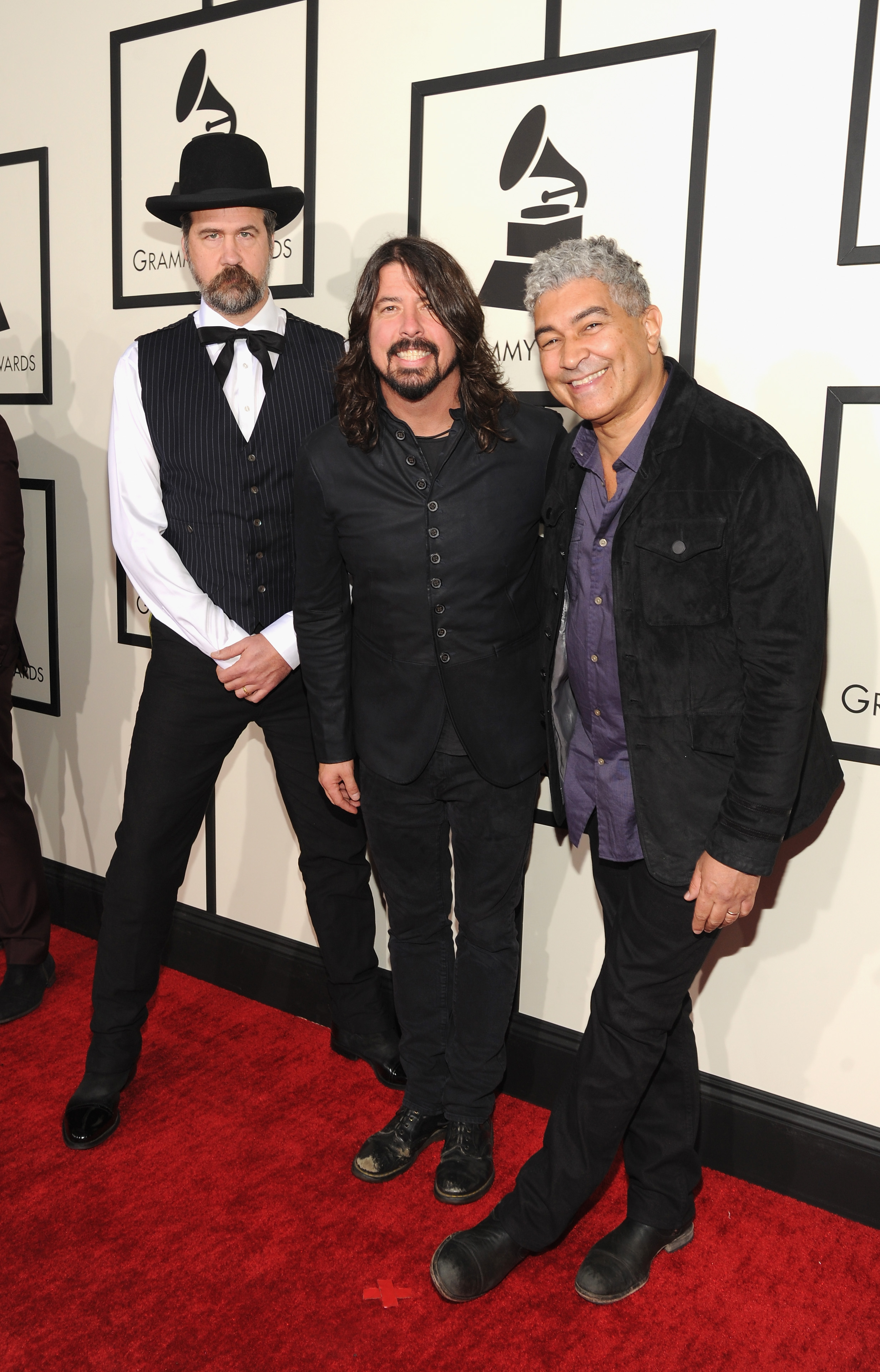 see surviving nirvana members reunite at foo fighters show rolling stone. Black Bedroom Furniture Sets. Home Design Ideas