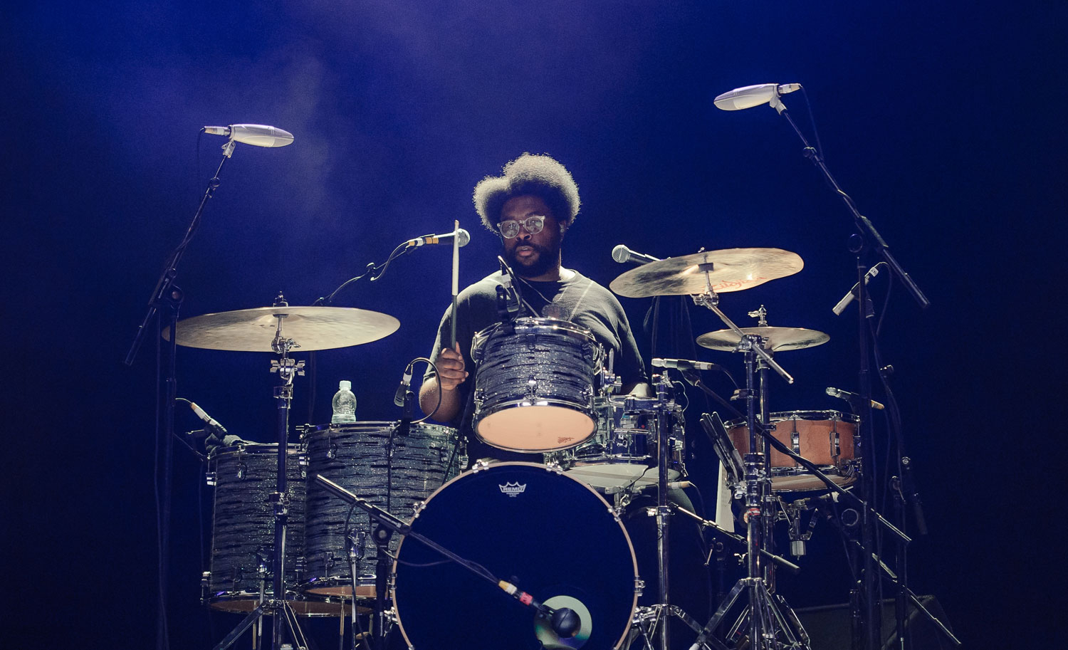 Questlove Blasts Bill O'Reilly Over Slavery Comments