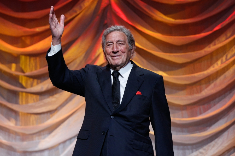 Tony Bennett Re-Records 1949 Debut Single With Diana Krall