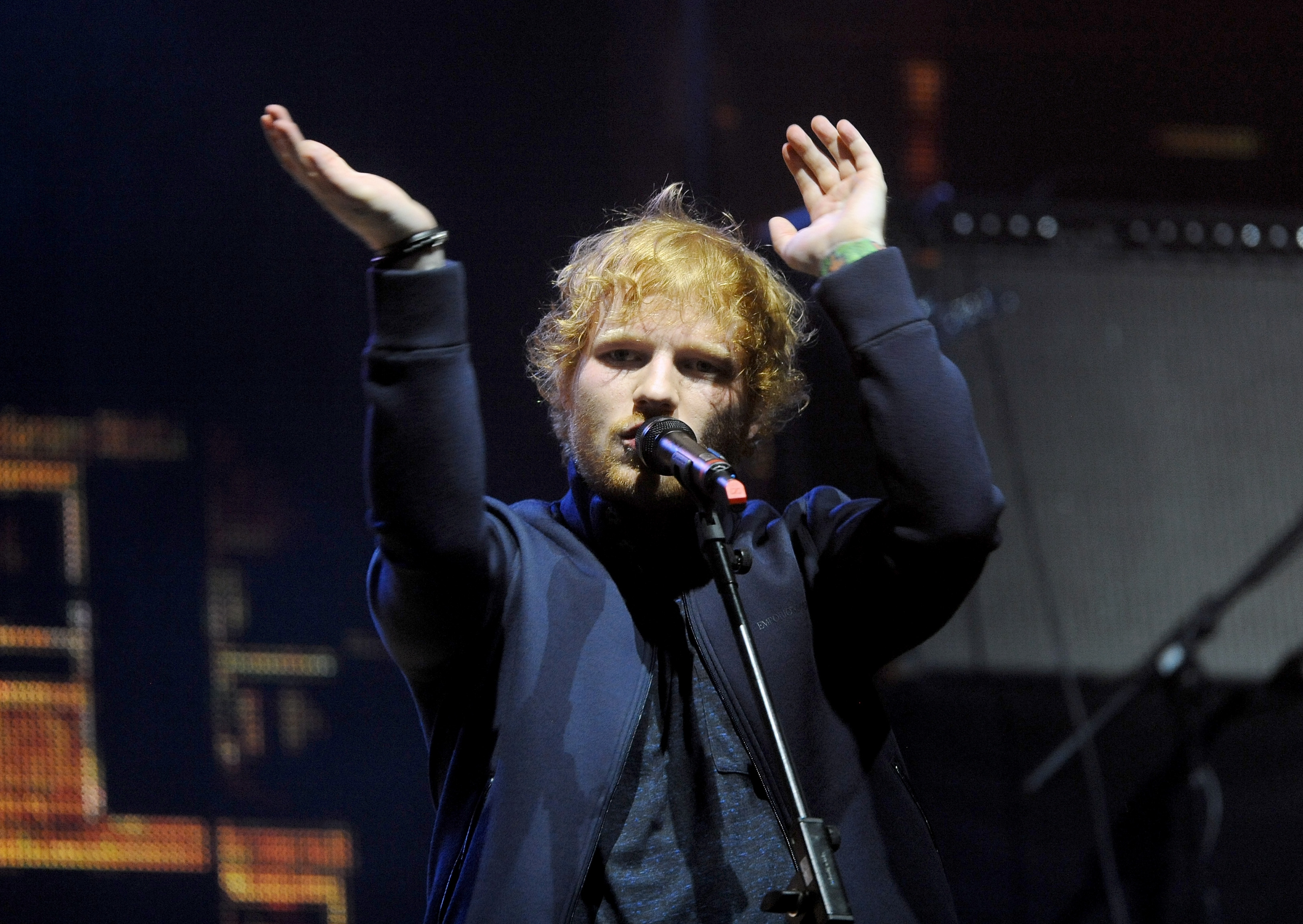 Ed Sheeran Sued for Allegedly Copying Marvin Gaye's 'Let's Get It On'
