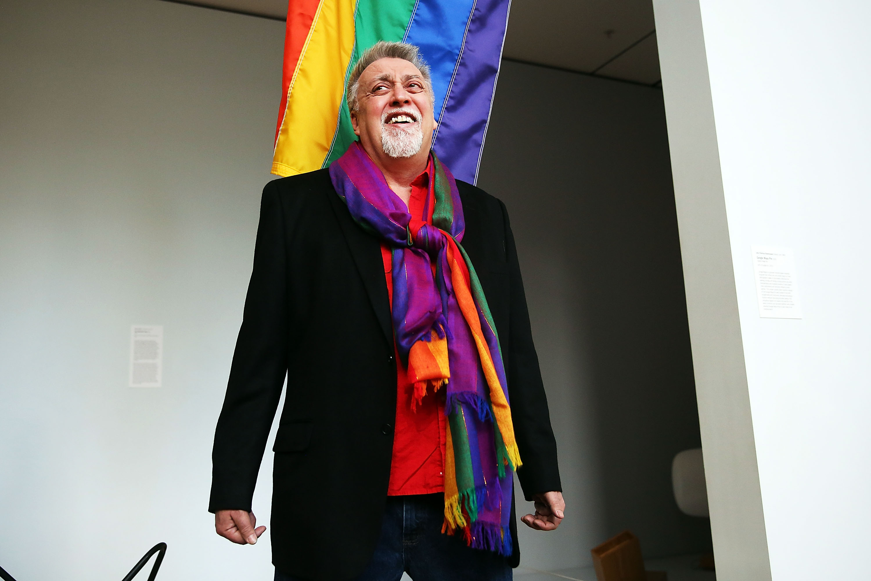 Gilbert Baker, Rainbow Flag Creator, Dead at 65 – Rolling Stone