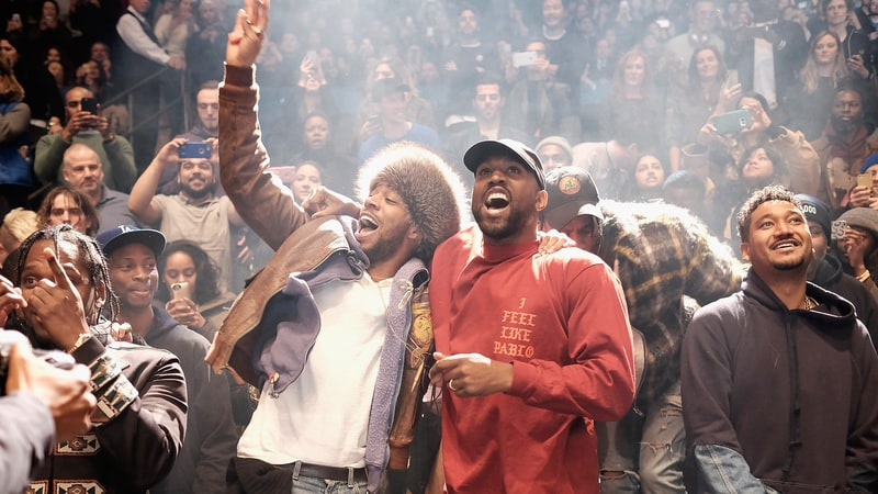 Image result for Kanye and Kid Cudi