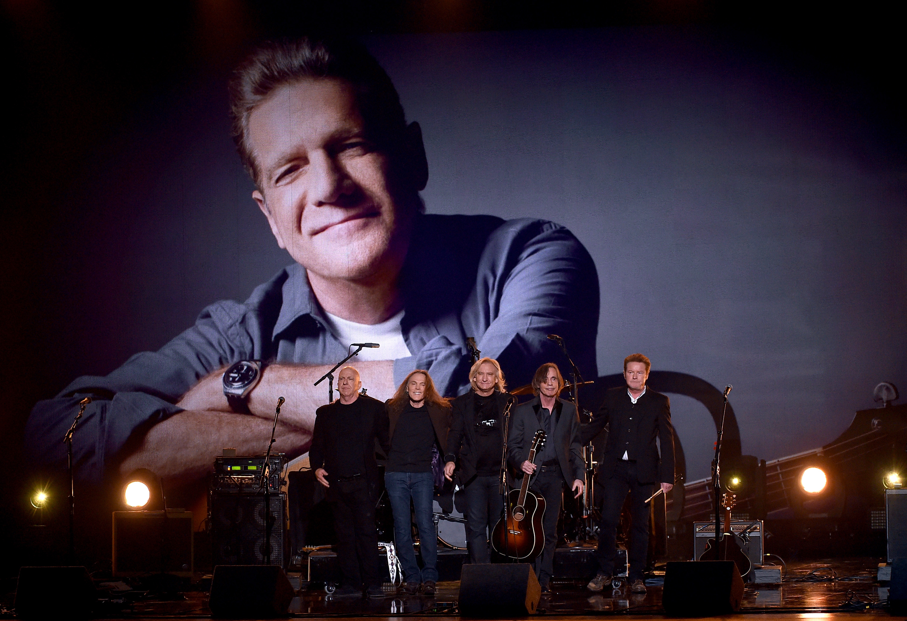 Eagles Enlist Glenn Freys Son For New York LA Concerts