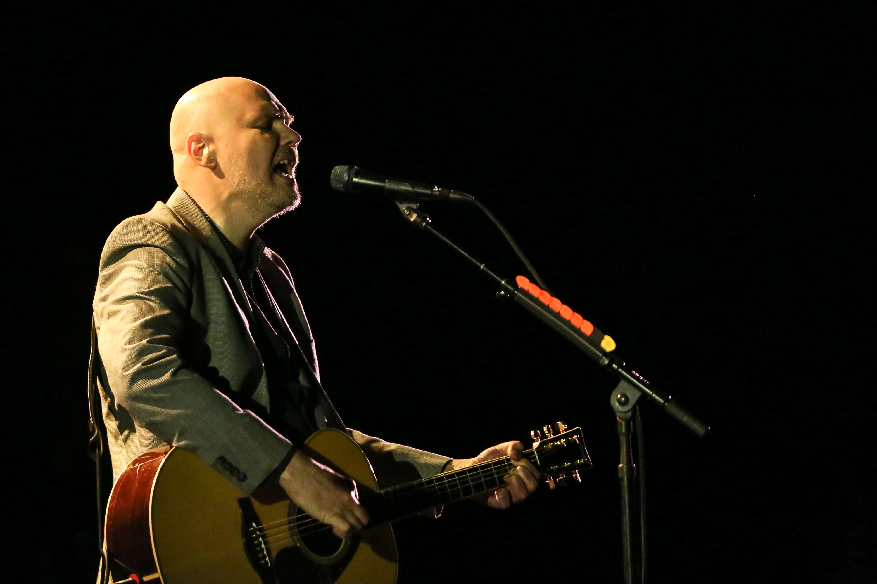 Billy Corgan Takes On President Role at TNA Wrestling