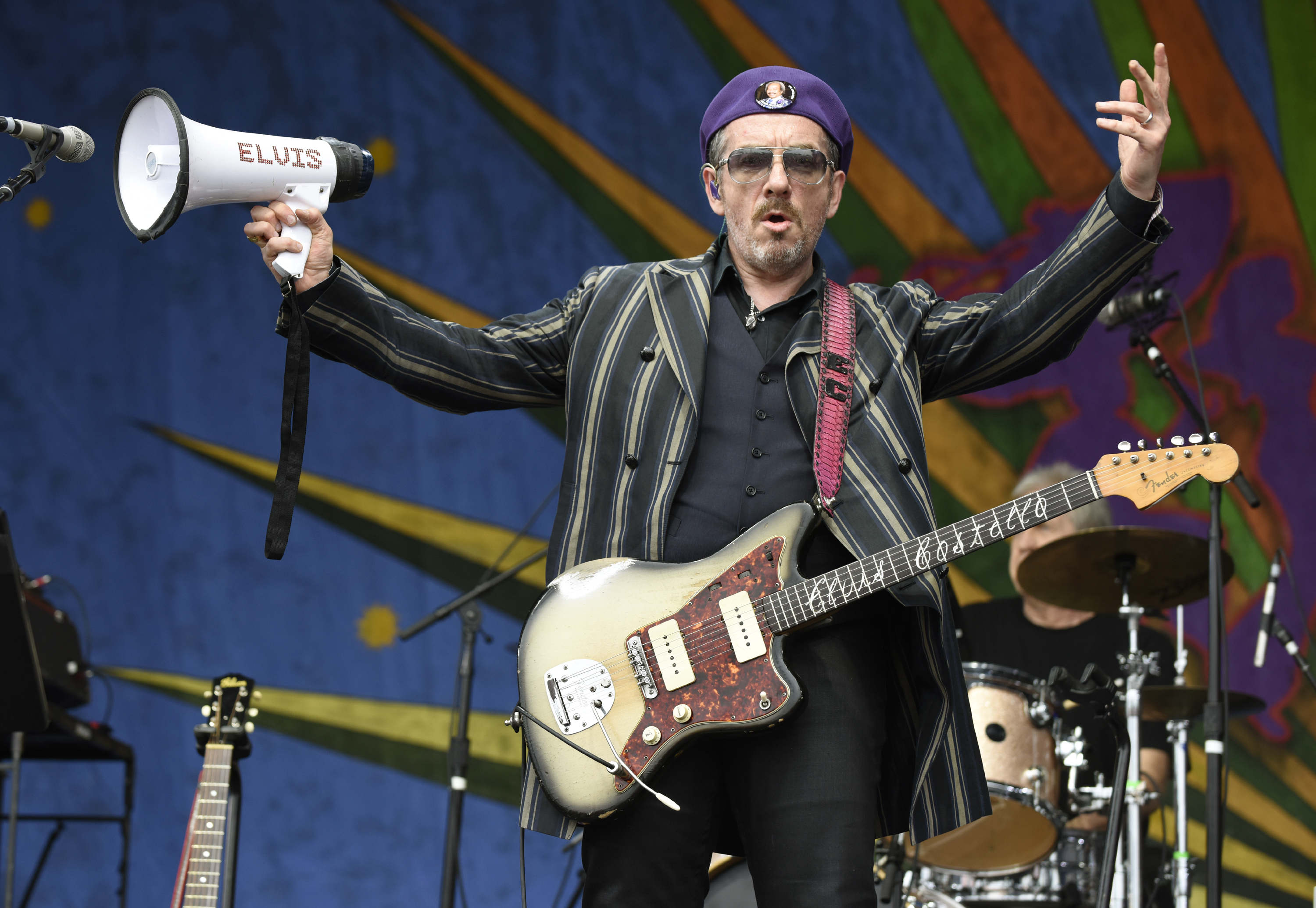 Elvis Costello And The Imposters Tour