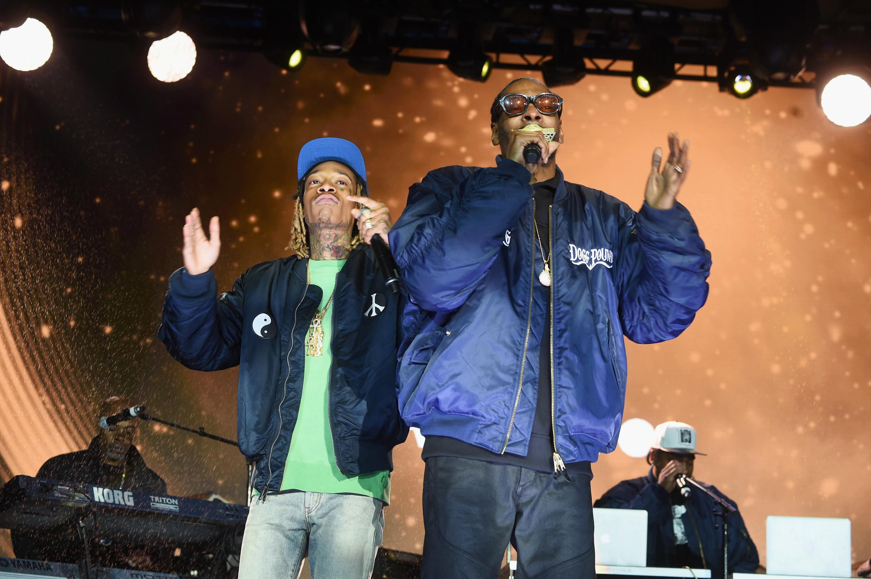 Railing Collapse at Snoop Dogg, Wiz Khalifa Concert Injures 42