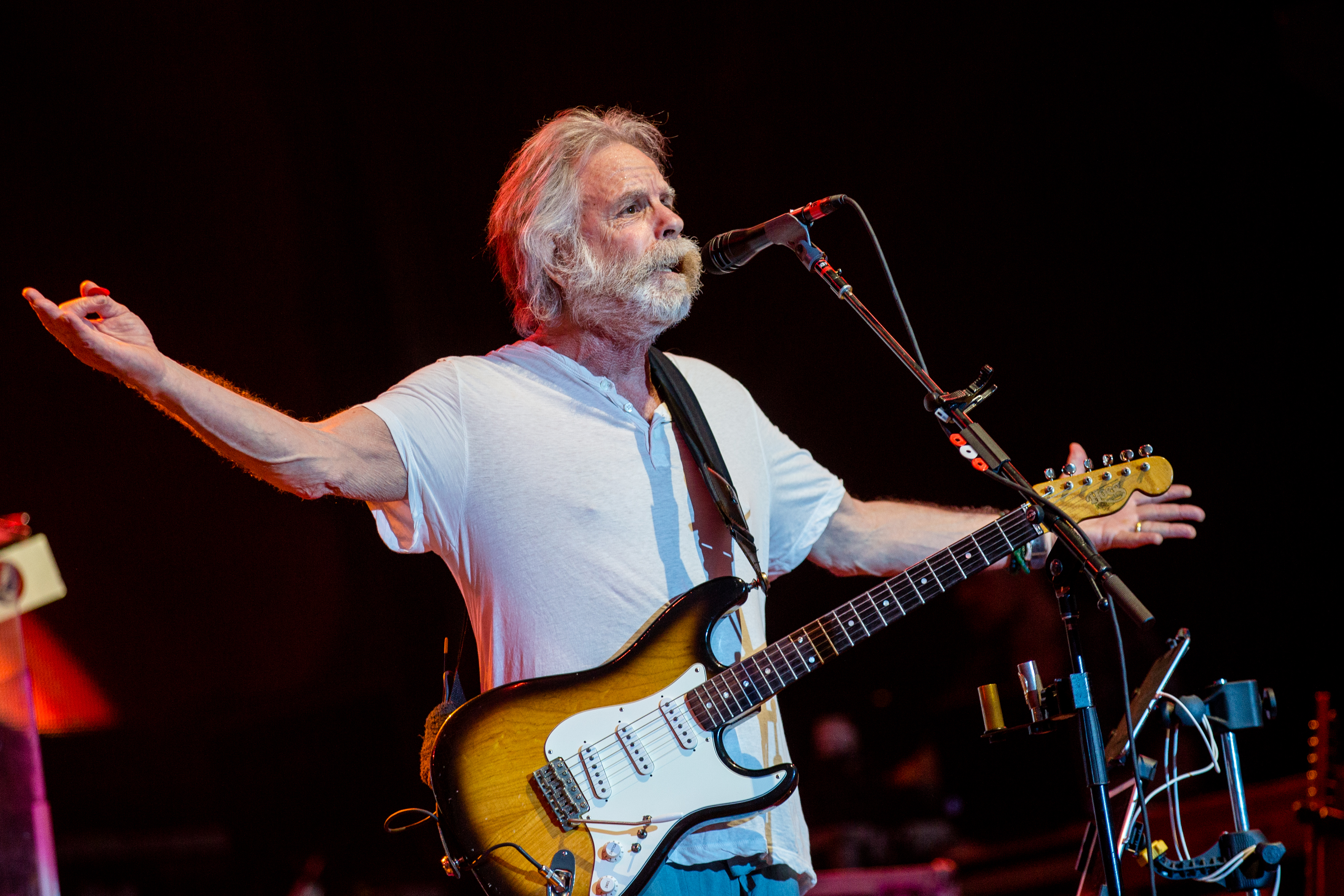 Bob Weir On Dead Companys Summer Tour 1977 Shows Rolling Stone