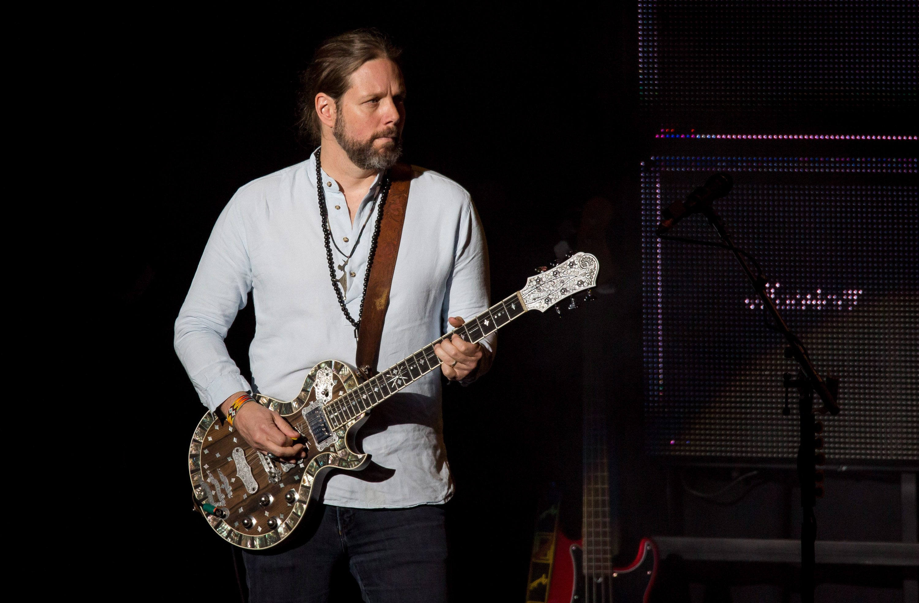 Rich Robinson Forms Magpie Salute With Ex-Black Crowes Members