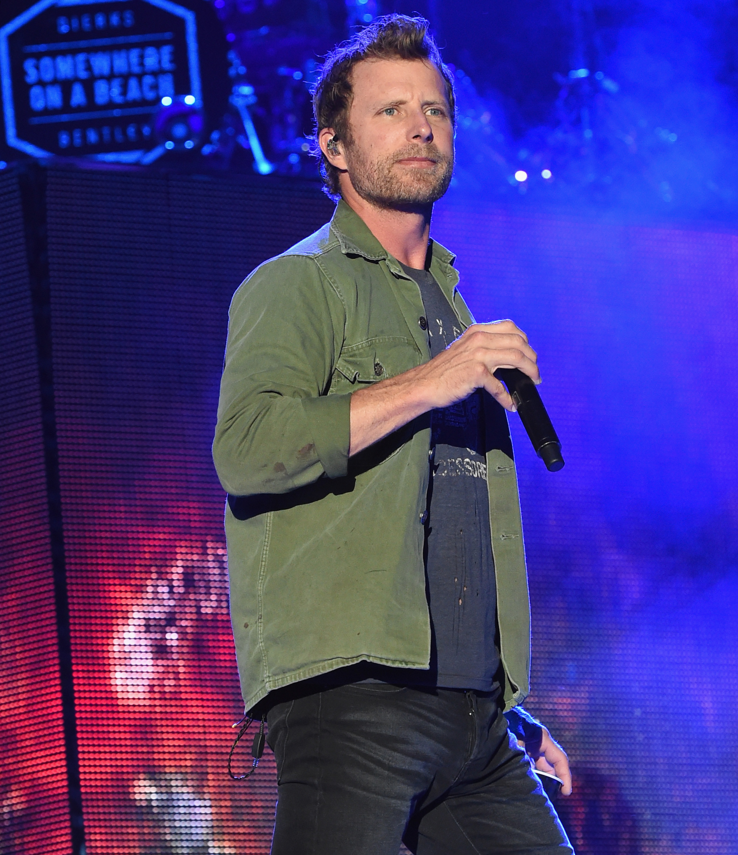 Dierks Bentley On CMA Nominations: 'Like A Good Whiskey
