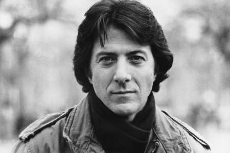 Dustin Hoffman, one of the actors who regretted turning down the role.