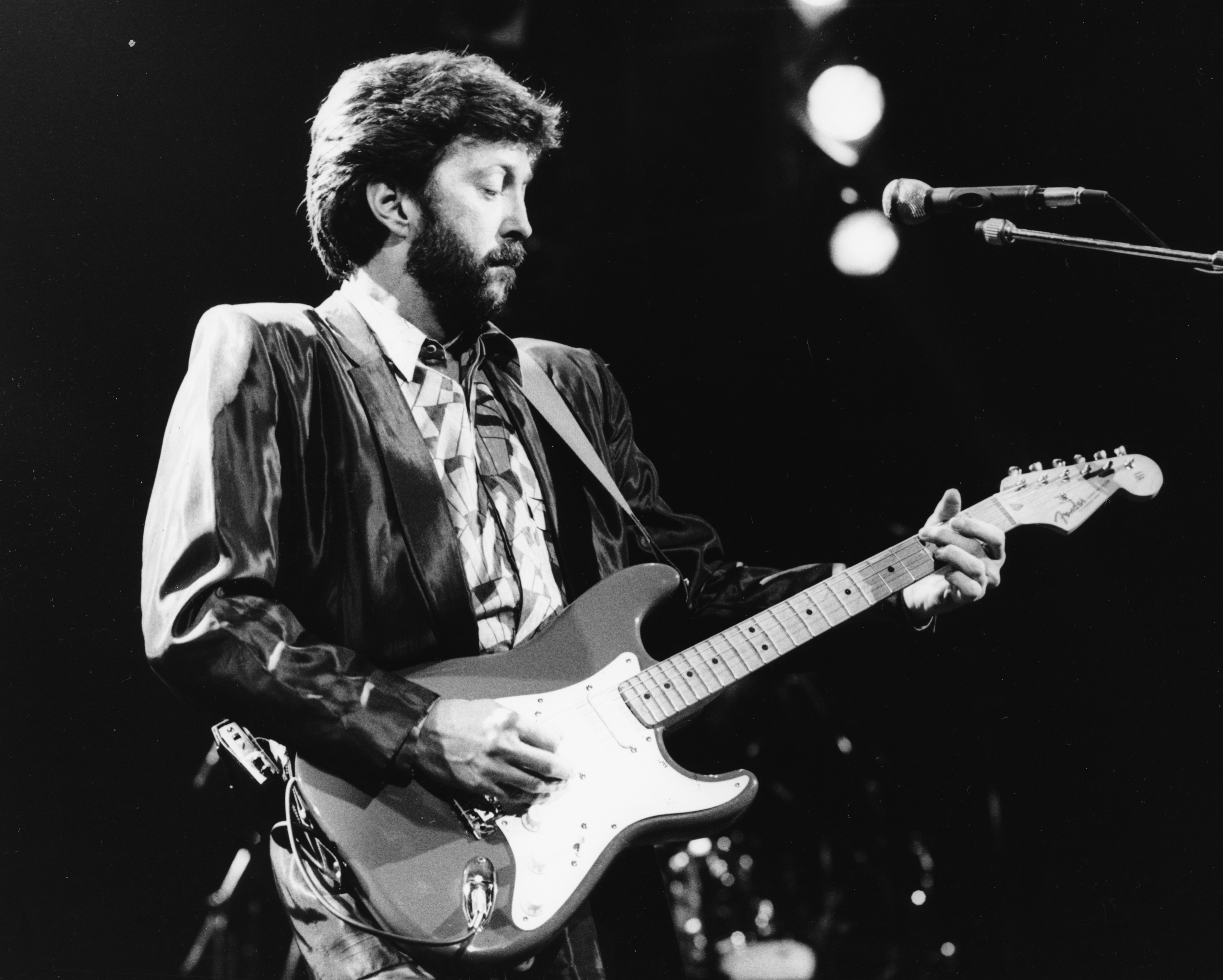 Eric Clapton Documentary 'A Life in 12 Bars' in the Works