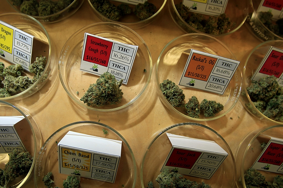Weed 101: How to Choose Marijuana – Rolling Stone