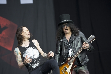 List of Slash band members
