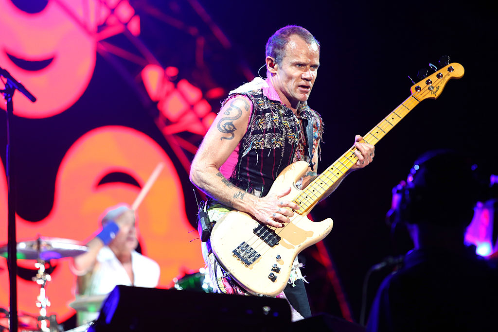 Flea Opens Up About Addiction, Opioid Crisis in Stirring Op-Ed