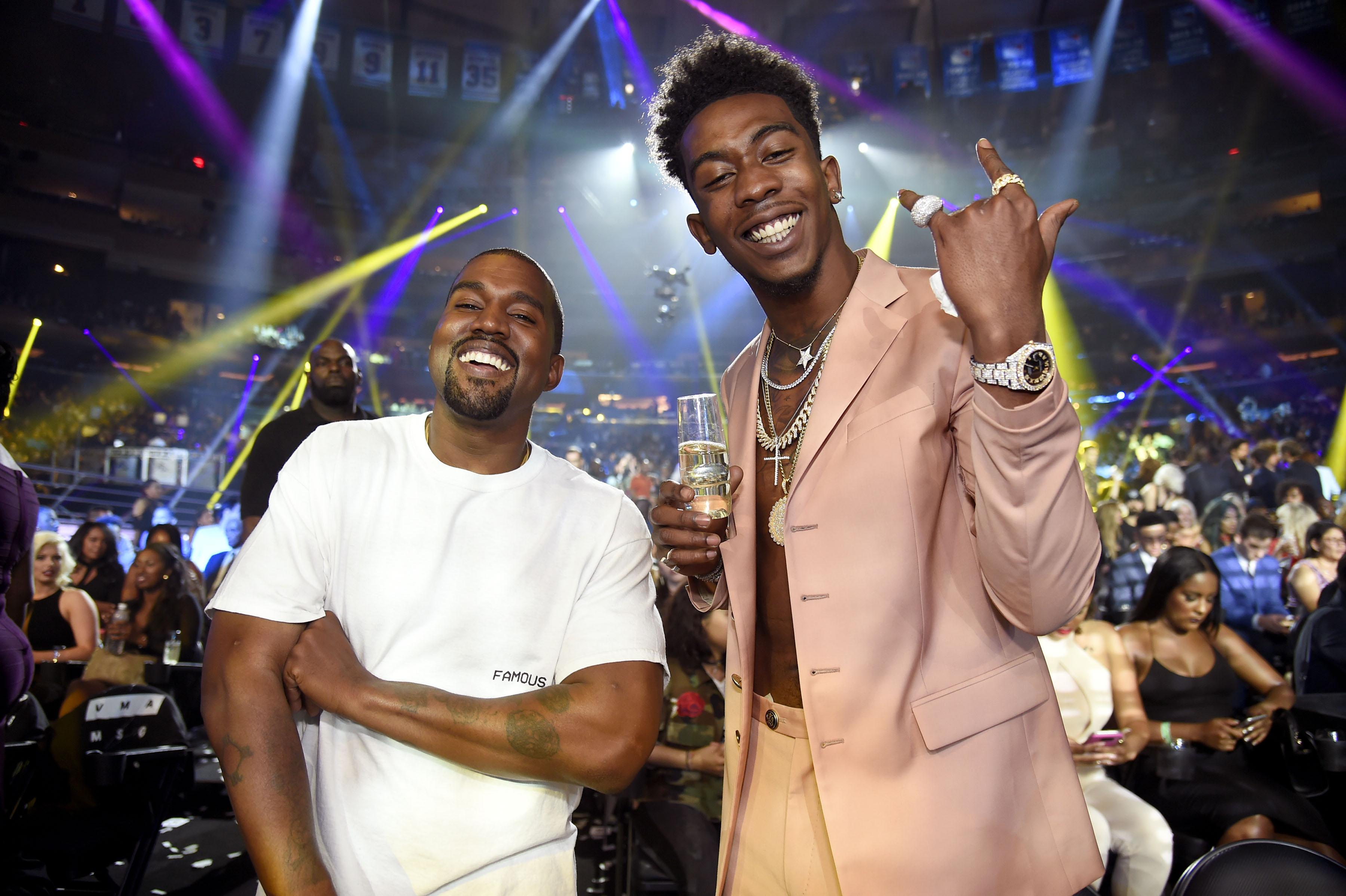 Hear Kanye West's Tenacious 'Tiimmy Turner' Remix