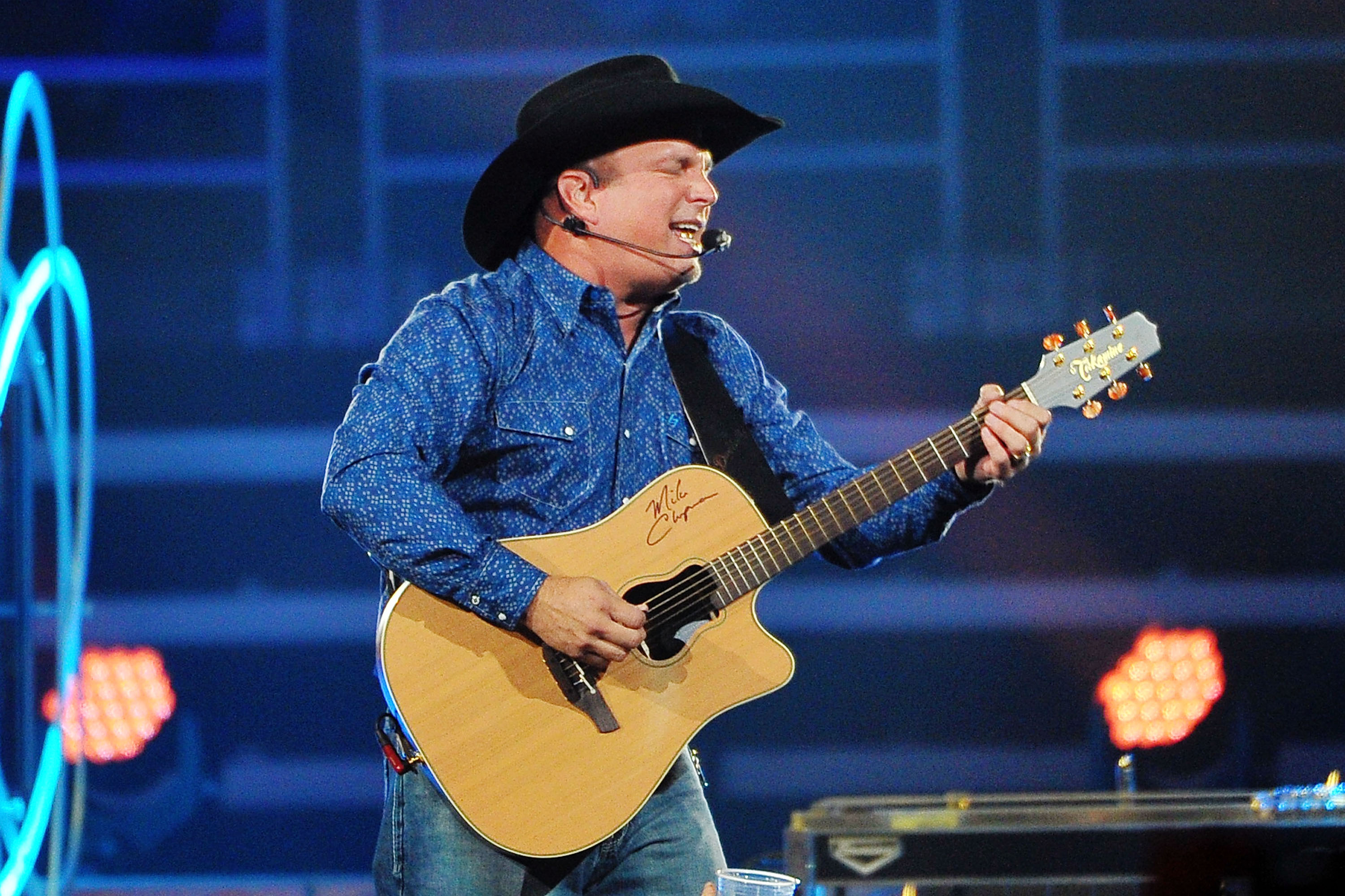 Garth Brooks Reveals More Details Behind New Album ...
