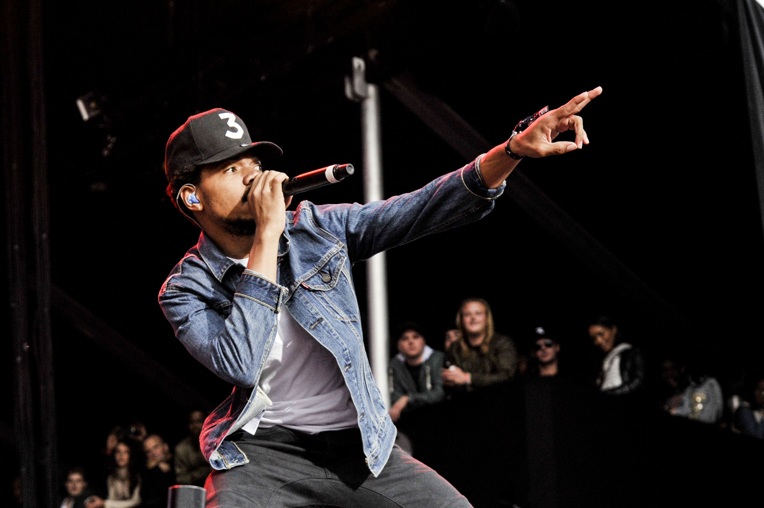 Chance the Rapper Plans 'Magnificent Coloring World 2' Event in Chicago