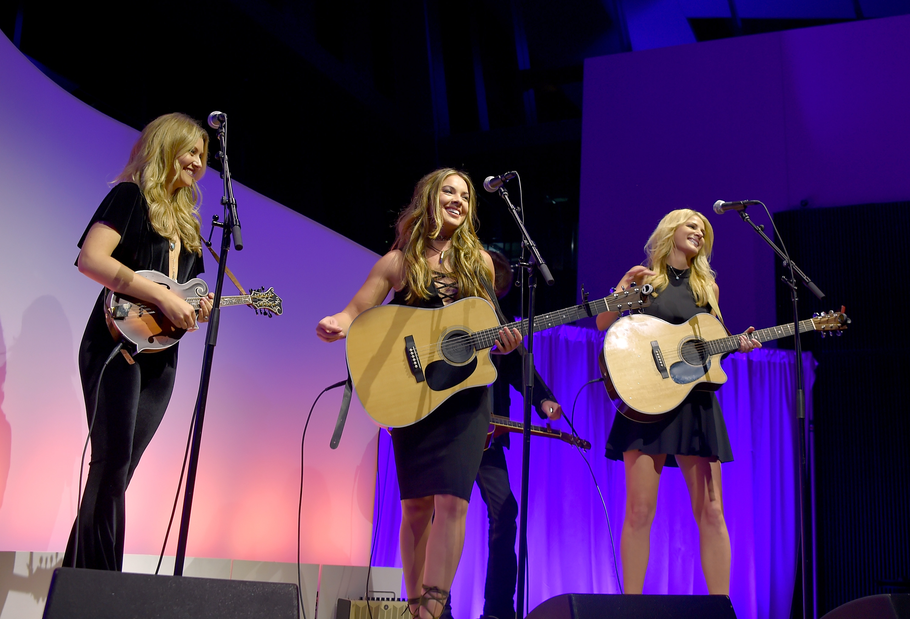 the latest 207ba ae0b3 See Runaway June Sing Buoyant  Lipstick  at the Grand Ole Opry – Rolling  Stone